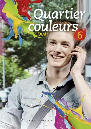Quartier couleurs 6 dvd