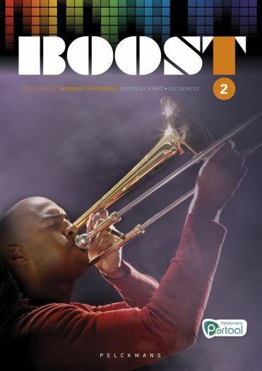 Boost! 2 Leerwerkboek (editie 2017)