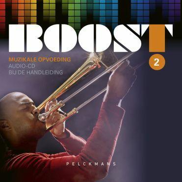 Boost! 2 Audio-cd (editie 2017)