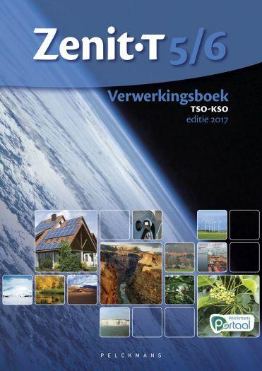 Zenit T5/6 tso-kso Verwerkingsboek (incl. onlinemateriaal) (editie 2017)