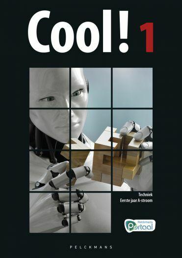 Cool! 1 leerwerkboek (editie 2019) (inclusief infokatern Techniek en Pelckmans Portaal)