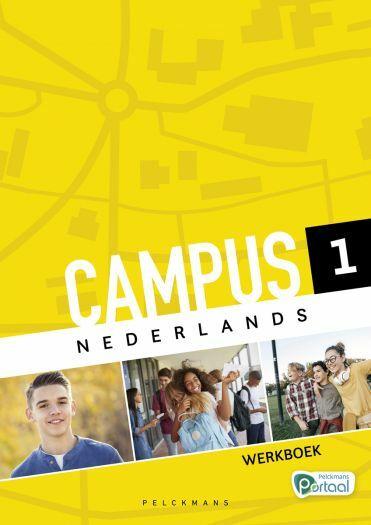Campus Nederlands 1 werkboek (inclusief Pelckmans Portaal)