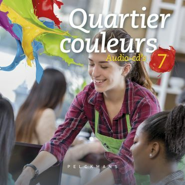 Quartier couleurs 7 audio-cd's