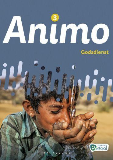 Animo 3 leerwerkboek (actualisatie leerplan) (inclusief Pelckmans Portaal)