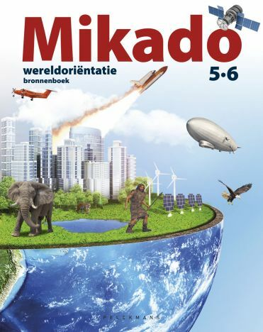 Mikado 5/6 Bronnenboek (editie 2018)