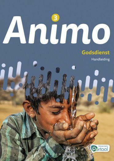 Animo 3 handleiding (actualisatie leerplan) (inclusief Pelckmans Portaal en digitaal bordboek)