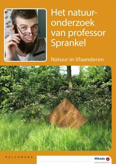 Mikado 4 Thema Het natuuronderzoek van Professor Sprankel (editie 2018)