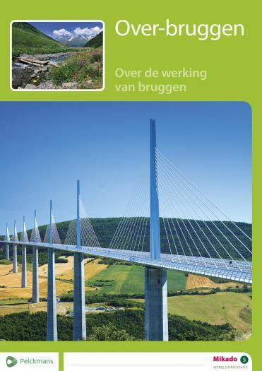 Mikado 5 Thema Over-bruggen (editie 2018)