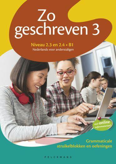 Zo geschreven 3 Leerwerkboek (herwerking 2018)
