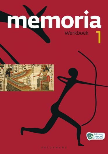 Memoria 1 werkboek (inclusief Pelckmans Portaal)