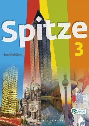 Spitze 3 handleiding (inclusief Pelckmans Portaal en digitaal bordboek)