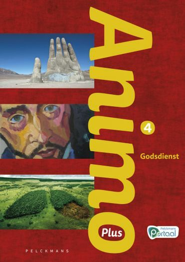 Animo 4 Plus leerwerkboek (actualisatie leerplan) (inclusief Pelckmans Portaal)