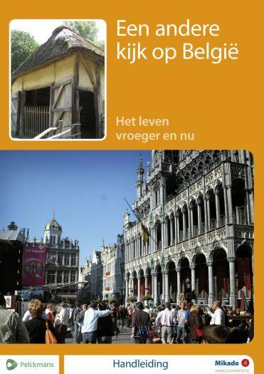 Mikado 4 Handleiding Thema Een andere kijk op België (editie 2018)