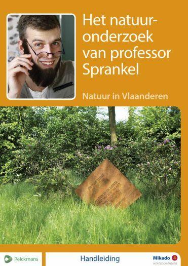 Mikado 4 Handleiding Thema Het natuuronderzoek van professor Sprankel (2018)