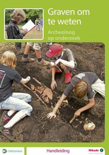 Mikado 5 Handleiding Thema Graven om te weten (editie 2018)