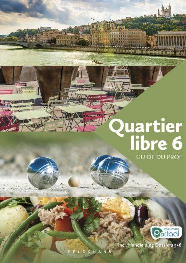 Quartier libre 6 handleiding (inclusief Pelckmans Portaal en digitaal bordboek)