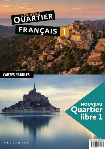 Nouveau Quartier français / libre 1 cartes paroles