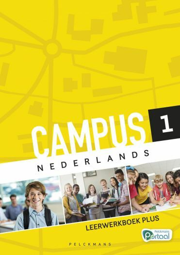 Campus Nederlands 1 leerwerkboek plus (incl. Pelckmans Portaal)