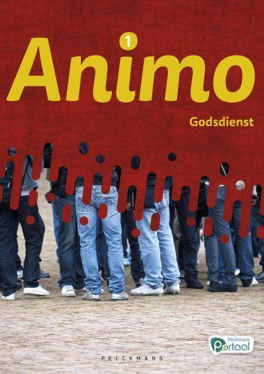 Animo 1 leerwerkboek (actualisatie leerplan) (inclusief Pelckmans Portaal)