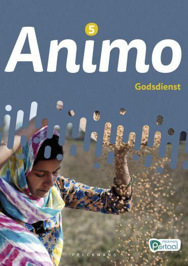 Animo 5 leerwerkboek (actualisatie leerplan) (inclusief Pelckmans Portaal)