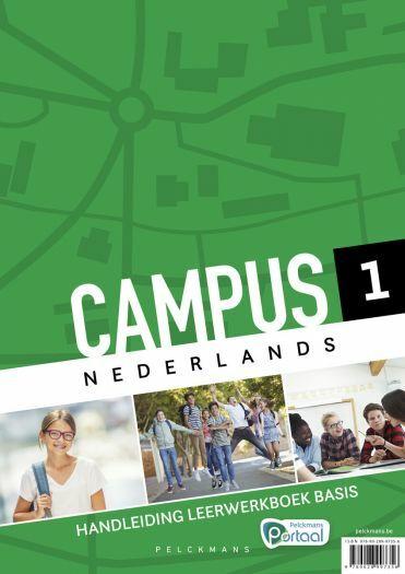 Campus Nederlands 1 handleiding leerwerkboek basis (inclusief Pelckmans portaal en digitaal bordboek)