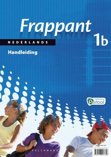 Frappant Nederlands 1b handleiding (inclusief Pelckmans Portaal en digitaal bordboek)