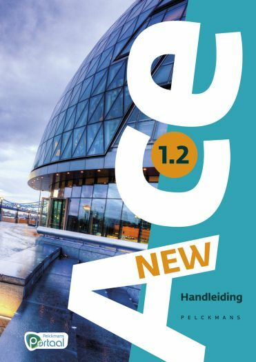 New Ace 1.2 handleiding (inclusief Pelckmans Portaal en digitaal bordboek)