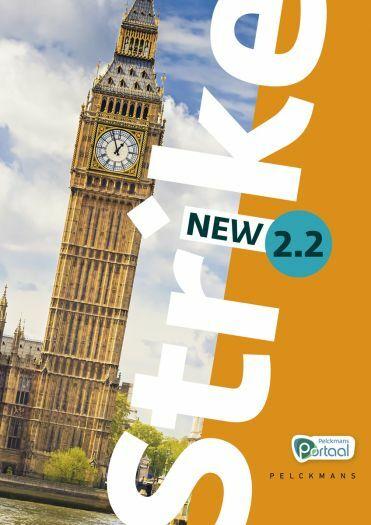 New Strike 2.2 leerwerkboek (inclusief Pelckmans Portaal)