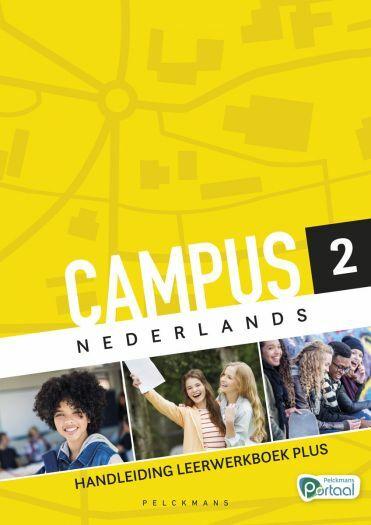 Campus Nederlands 2 handleiding leerwerkboek plus (inclusief Pelckmans Portaal en digitaal bordboek)