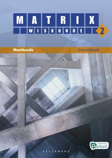 Matrix Wiskunde 2 meetkunde leerwerkboek (editie 2020) (incl Portaal)