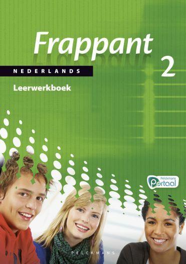 Frappant Nederlands 2 leerwerkboek (editie 2020) (inclusief Pelckmans Portaal)