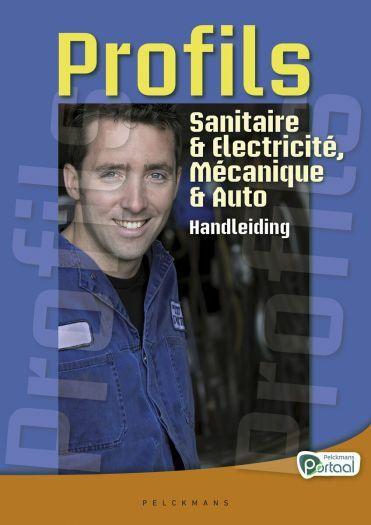 Profils Sanitaire & Electricité, Mécanique & Auto: Handleiding + audio-cd