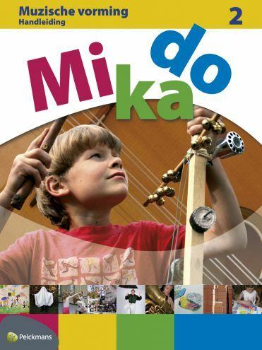 Mikado 2 Handleiding Muzische Vorming