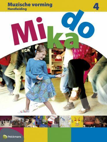 Mikado 4 Handleiding Muzische Vorming