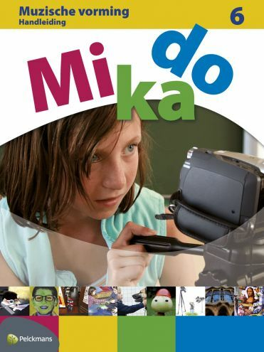 Mikado 6 Handleiding Muzische Vorming