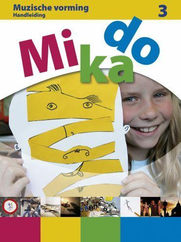 Mikado 3 Handleiding + Audio-cd + Dvd's + Verbeeldingsfiches Muzische Vorming