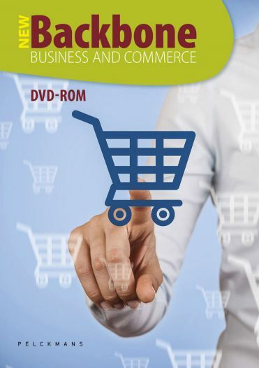 New Backbone Business and Commerce DVD-ROM