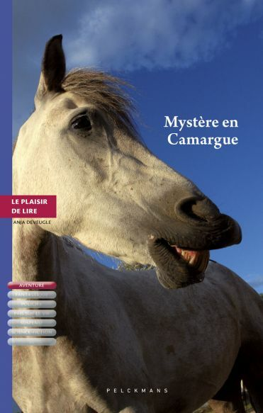Mystère en Camargue (incl. audio-cd)