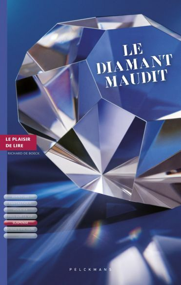 Le diamant maudit (incl. audio-cd)