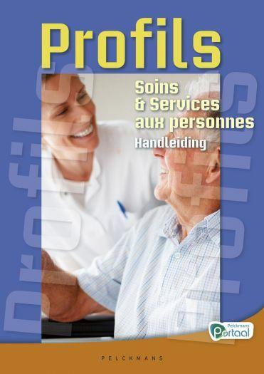 Profils Soins & Services aux personnes: Handleiding + audio-cd