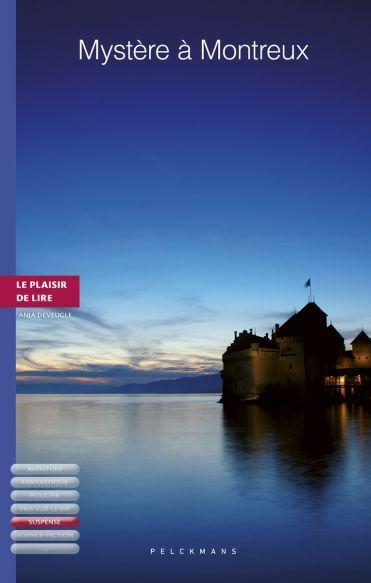 Mystère à Montreux (incl. audio-cd)