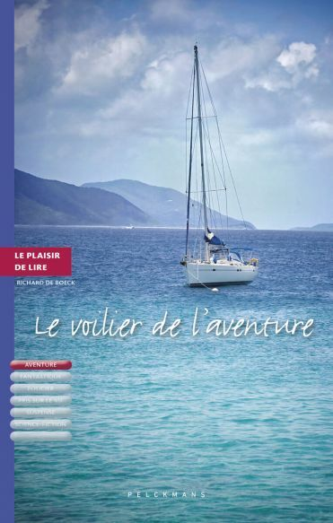 Le voilier de l'aventure (incl. audio-cd)