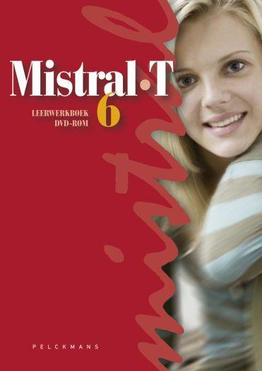 Mistral T6 dvd-rom