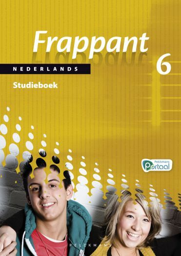 Frappant Nederlands 6 aso studieboek