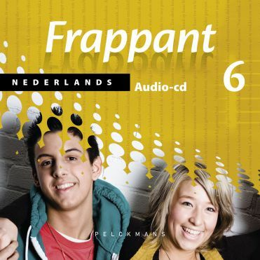 Frappant Nederlands 6 aso audio-cd