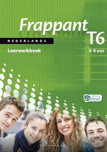 Frappant Nederlands T6 Leerwerkboek 3-4 uur