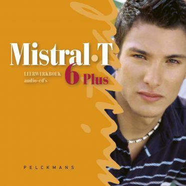 Mistral T6 Plus Audio-cd's