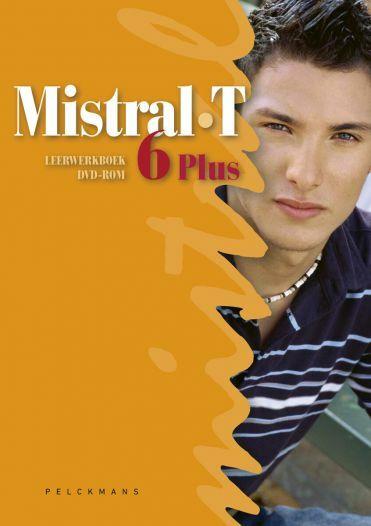 Mistral T6 Plus Dvd-rom