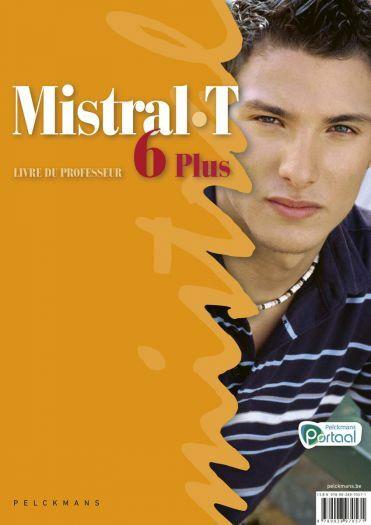 Mistral T6 Plus Handleiding