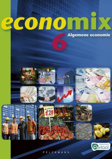 Economix 6 Leerwerkboek